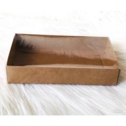 13,5x21,5x4 Asetat Kapaklı Kutu