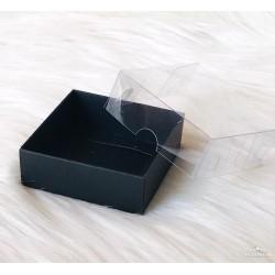 7x7x2,5 Asetat Kapaklı Kutu
