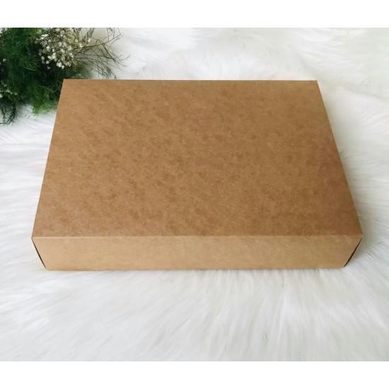 12 Bölmeli Karton Kutu