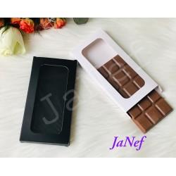 Pencereli Karton Kutu (Tablet Çikolata Kutusu)