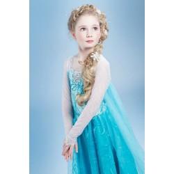 Elsa Kostümü Frozen Karlar Ülkesi