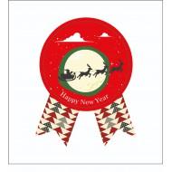 Sticker, Noel Geyik