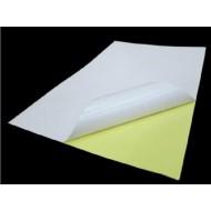 Sticker Kağıt Beyaz