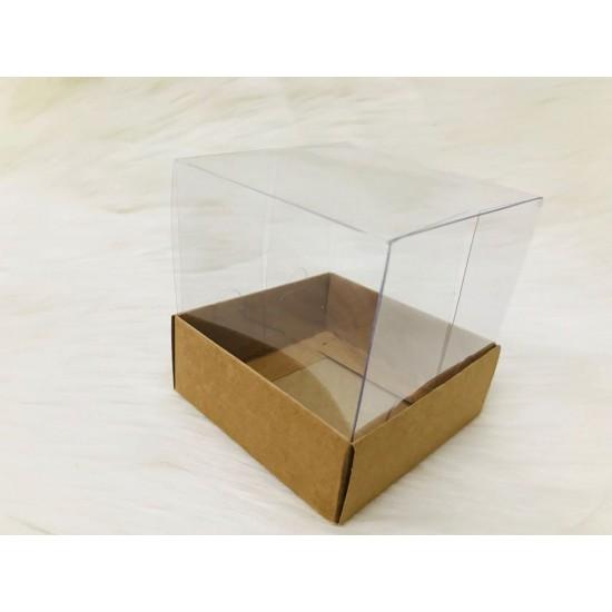 7x7x7 Asetat Kapaklı Kutu