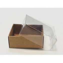 5x5x2,2 Asetat Kapaklı Kutu