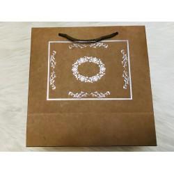 Karton Çanta Kraft