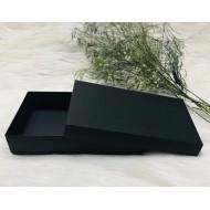 Karton Kutu Siyah 25x15x5