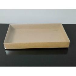 25x15x3 Asetat Kapaklı Kutu