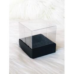 6x6x6 Asetat Kapaklı Kutu