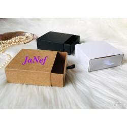 Karton Kutu Sürgülü 8x8x3