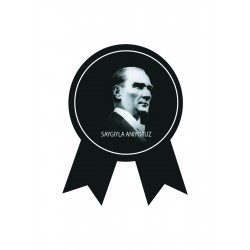 ATATÜRK Sticker
