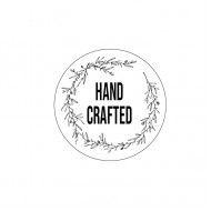 Sticker,Hand Crafted