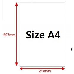 A4 Kraft Kağıt (70 gr)