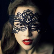Dantel Parti Maskesi