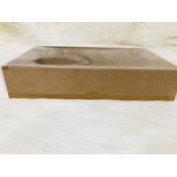 21x26x4 Asetat Kapaklı Kutu