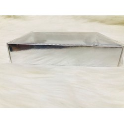21x26x4 Asetat Kutu Metalize