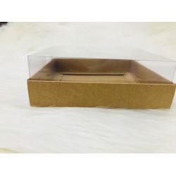 20x20x5 Asetat Kapaklı Kutu