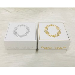 8x8x5 Karton Kutu Beyaz (D-2)