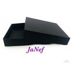 15x15x3 Karton Siyah Kutu