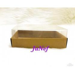 15x15x5 Asetat Kapaklı Kutu
