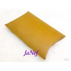 Yastık Kutu Kraft (15,5x15x4 cm)