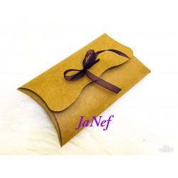 Yastık Kutu Siyah (11,5x17x3,5 cm)