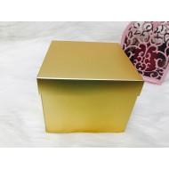 Karton Kutu Gold 15x15x12