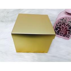 20x20x16 Karton Kutu Gold