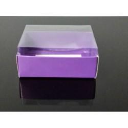 8x10x4 Asetat Kapaklı Kutu