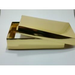 Karton Kutu Metalize 25x15x5