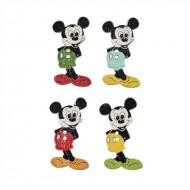 Ahşap Mickey Mouse Dekor